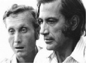 Якопетти (справа) и Проспери