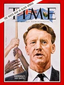 Ян Дуглас Смит, журнал Time.
