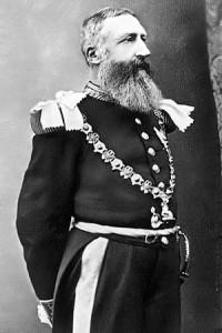 Король Леопольд II