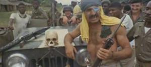 Боец 52 Commando. Кадры из д/ф Africa Addio.