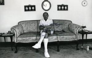 Мюллер в домашней обстановке (ЮАР)
