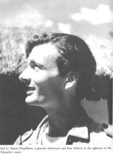 """Саймон Дональдсон. Фото из книги """"The Road to Kalamata"""""""