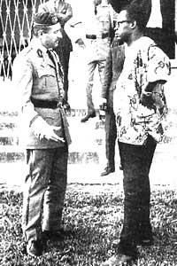 Денар и Мобуту
