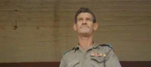 Кадры из д/ф Africa Addio. Лейтенант Бен Лоув