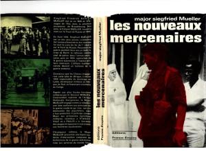 "Обложка книги Зигфрида Мюллера ""Les nouveaux mercenaires"""
