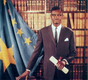 Патрис Лумумба, 1960 год.